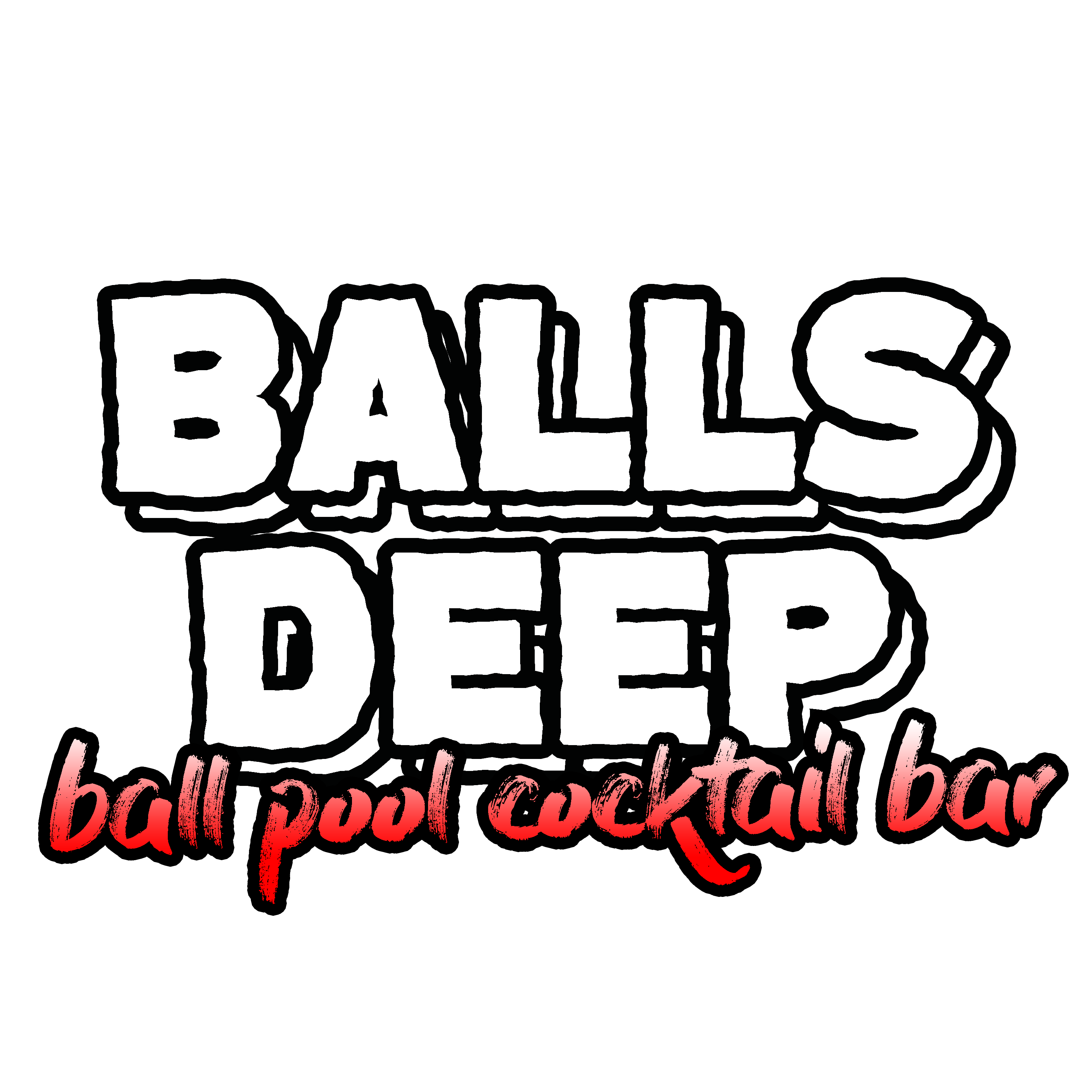 Balls Deep Bar Logo