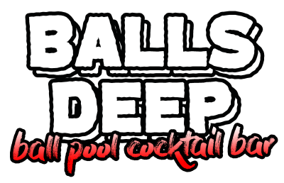 Balls Deep Bar Logo